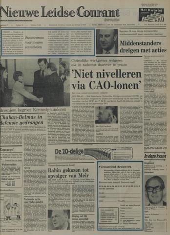 Nieuwe Leidsche Courant 1974-04-23