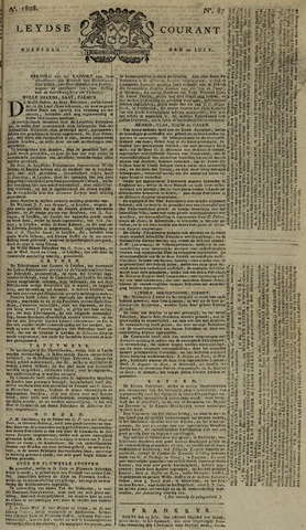 Leydse Courant 1808-07-20