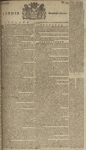 Leydse Courant 1758-12-04
