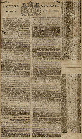 Leydse Courant 1782-11-06