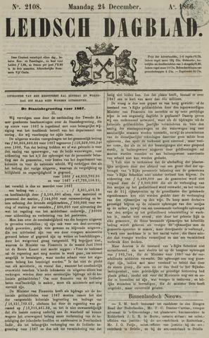 Leidsch Dagblad 1866-12-24