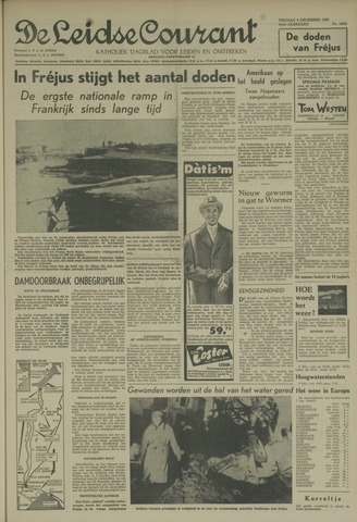 Leidse Courant 1959-12-04