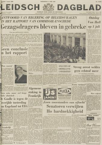 Leidsch Dagblad 1967-05-17