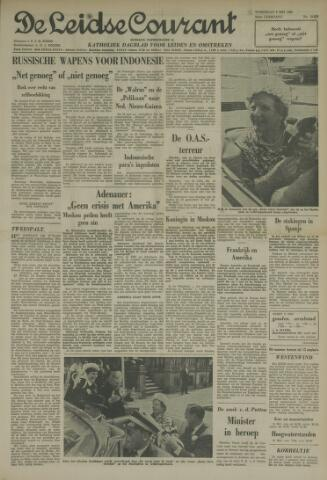 Leidse Courant 1962-05-09