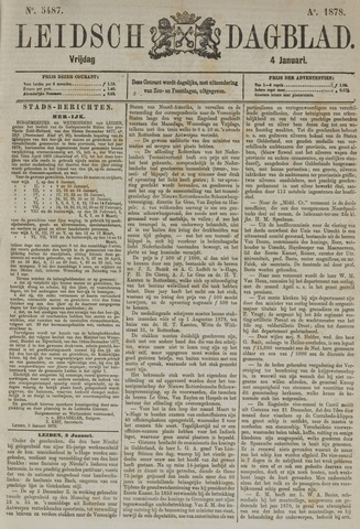 Leidsch Dagblad 1878-01-04