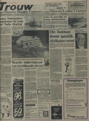 Nieuwe Leidsche Courant 1976-09-21