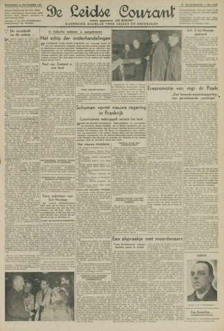 Leidse Courant 1947-11-24