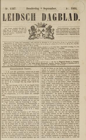 Leidsch Dagblad 1864-09-08