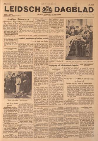 Leidsch Dagblad 1947-10-10