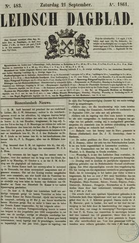 Leidsch Dagblad 1861-09-21