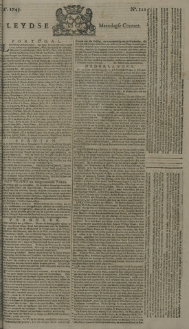 Leydse Courant 1745-10-11