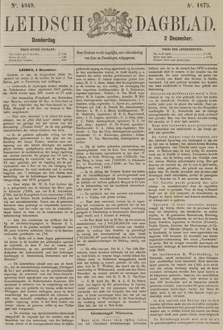 Leidsch Dagblad 1875-12-02