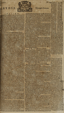 Leydse Courant 1751-02-12