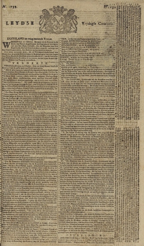 Leydse Courant 1759-11-02