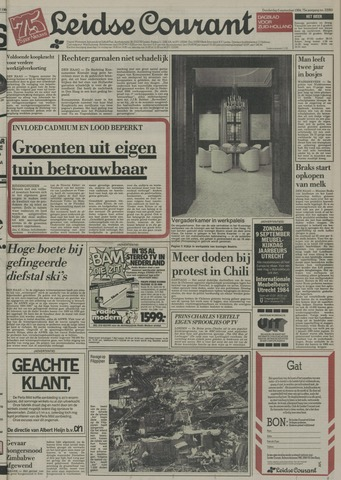 Leidse Courant 1984-09-06