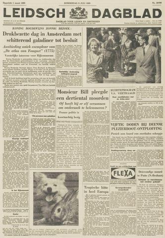 Leidsch Dagblad 1959-07-09