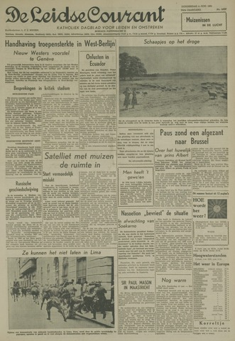 Leidse Courant 1959-06-04