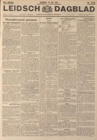 Leidsch Dagblad 1942-07-18
