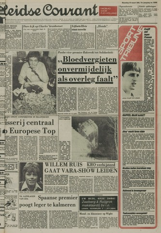 Leidse Courant 1981-03-23