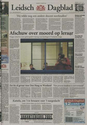 Leidsch Dagblad 2004-01-14