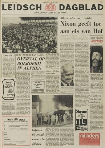 Leidsch Dagblad 1974-07-25