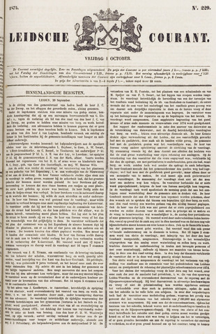 Leydse Courant 1875-10-01