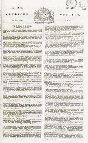 Leydse Courant 1839-07-31