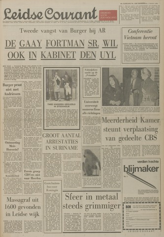 Leidse Courant 1973-03-01