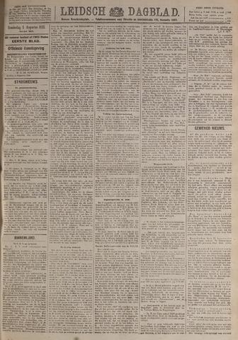 Leidsch Dagblad 1920-08-05