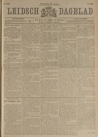 Leidsch Dagblad 1907-06-18