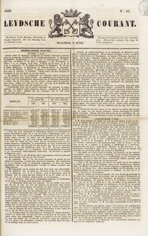 Leydse Courant 1862-06-09