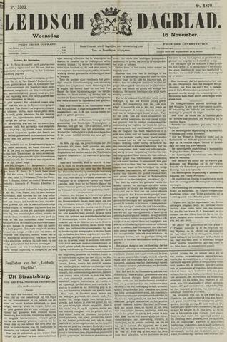Leidsch Dagblad 1870-11-16
