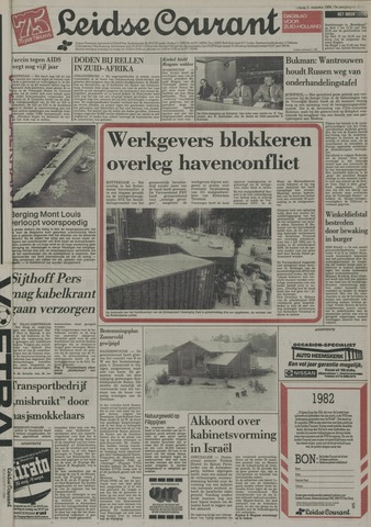 Leidse Courant 1984-08-31