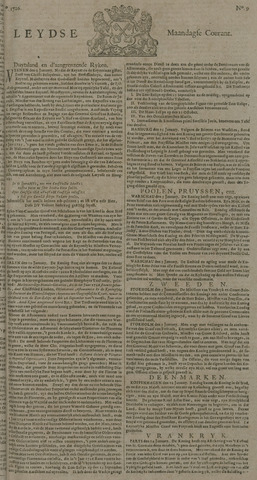 Leydse Courant 1726-01-21