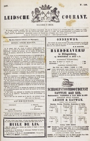 Leydse Courant 1877-07-09