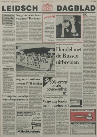 Leidsch Dagblad 1985-12-11