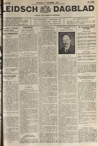 Leidsch Dagblad 1932-12-03