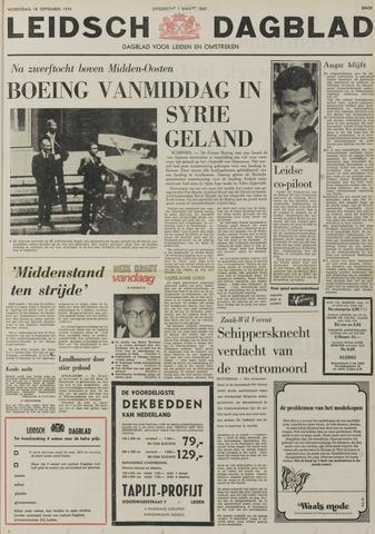 Leidsch Dagblad 1974-09-18