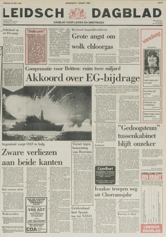 Leidsch Dagblad 1982-05-25
