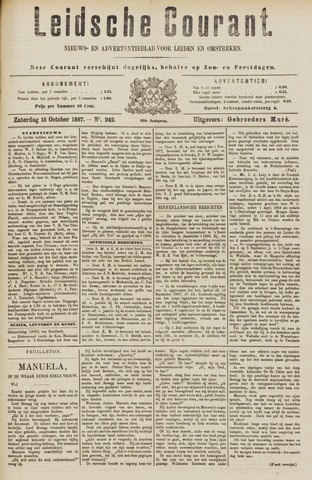 Leydse Courant 1887-10-15