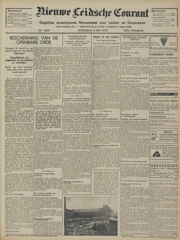 Nieuwe Leidsche Courant 1939-05-03