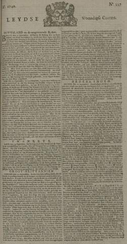 Leydse Courant 1740-09-28
