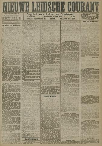 Nieuwe Leidsche Courant 1921-04-06