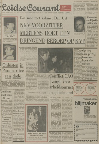 Leidse Courant 1973-02-27