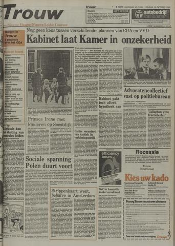 Nieuwe Leidsche Courant 1980-10-10