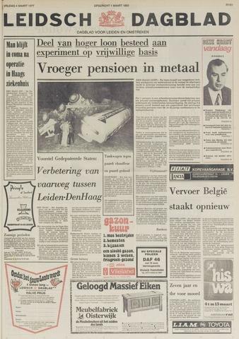 Leidsch Dagblad 1977-03-04
