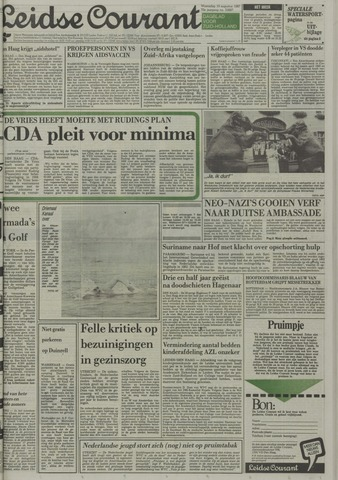 Leidse Courant 1987-08-19