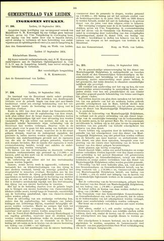 Handelingen van de Raad 1934-09-18