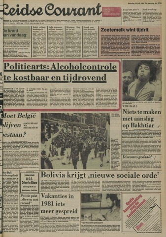 Leidse Courant 1980-07-19