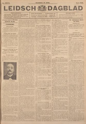 Leidsch Dagblad 1926-04-19